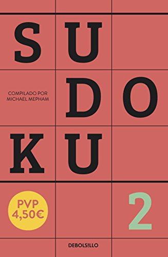 Sudoku - Volumen 2 (DIVERSOS)