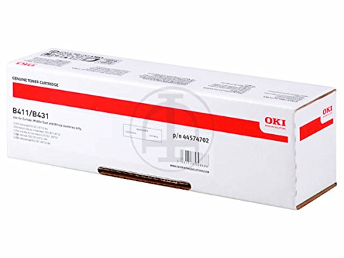 Preisvergleich Produktbild OKI B 411 DN (44574702) - original - Toner schwarz - 3.000 Seiten