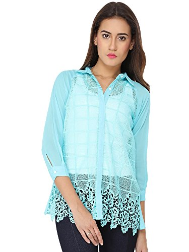 Soie Women's Button Down Shirt