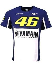 Valentino Rossi VR46 M1 Yamaha Factory Racing Team MotoGP camiseta oficial 2016