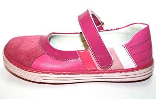 Schuhe Sport 317 Cherie 4kids Karton Pink Ballerinas Mädchen Kinder Pink 24 ohne 6wTRddqIx