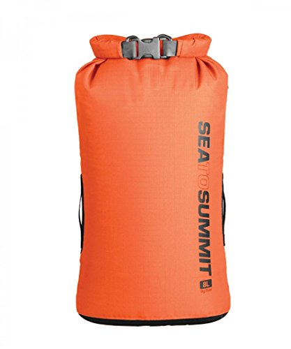 Sea to Summit Big River – Borsa, Uomo, nero rosso