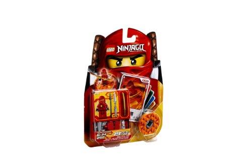 Lego Ninjago Kai Master of Spinjitzu
