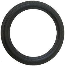 Phil-Trade® Lautsprecher Reparatur Sicke Schaumstoff Subwoofer Membran (10 Zoll Ø 245 mm[38])