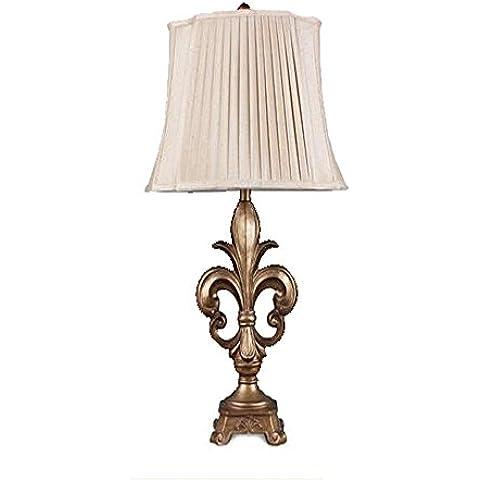 Lámpara de mesa de creativa lámpara de noche dormitorio hotel dormitorio sala de estar