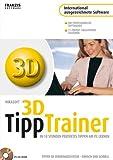 Produkt-Bild: Tippen lernen in 10 Stunden, 1 CD-ROM Der interaktive Tipp-Trainer für den PC. Für Windows XP/2000/ME/98