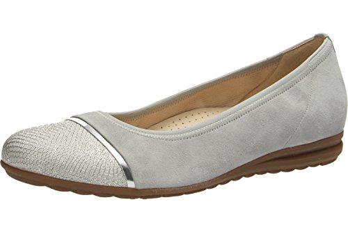 Gabor 62.622.40, Scarpe col tacco donna grigio Grau Grau