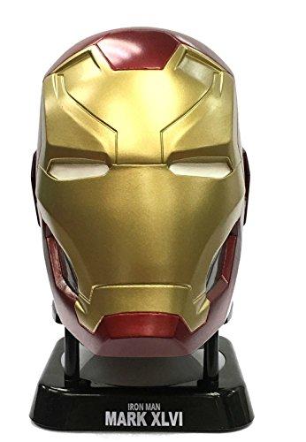 (Marvel 761555Mini Lautsprecher Bluetooth Iron Man Rot/Schwarz/Gold)