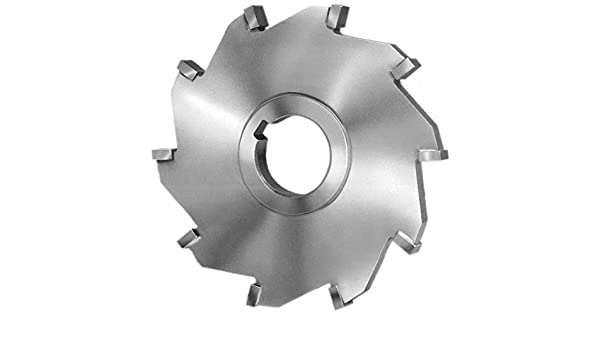 5 Diameter Milling Cutter 3//4 Width Carbide Tipped USA Made 56840 6 Straight Teeth 1 Arbor Hole for Milling Aluminum and Non-Ferrous Material