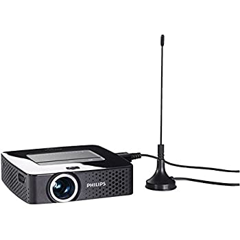 Philips Picopix Ppx3614tv Led Pocket Projector With Built