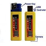 Mini caméra espion Briquet espion DVR haute résolution Micro SD