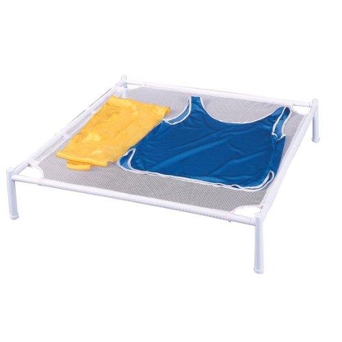 Household Essentials 04004 Wäscheständer, stapelbar, Netzgewebe,