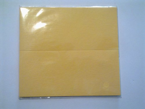Rayher Table Carte, double, 100 x 90 mm, uni, 220 g, sachet 5 st௠¿œ CK, Si