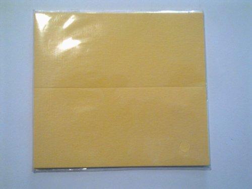 Rayher Table Carte, double, 100x 90mm, uni, 220g, sachet 5st¿œ CK, Si