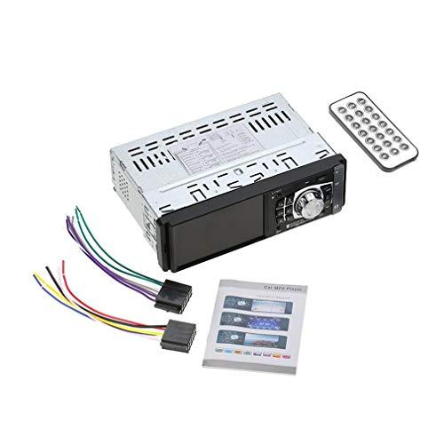 HermosaUKnight 4012B 4,1 Zoll 1 Din Mp5-Player
