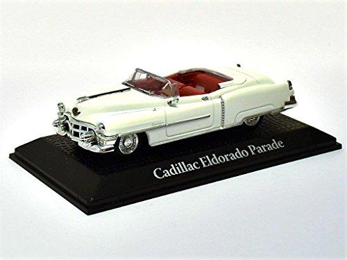 Staatskarosse USA 1953 Cadillac Eldorado Parade Dwight Eisenhower Metall Miniaturmodelle Modellauto 1:43 Norev for Atlas
