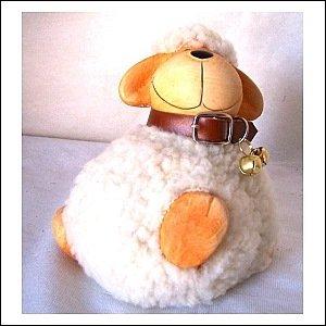 Gilde Handwerk Deko Figuren Ostern Schaf 2