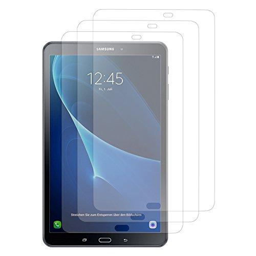"VComp-Shop® 3x Transparente Displayschutzfolie für Samsung Galaxy Tab A6 10.1"" - TRANSPARENT"