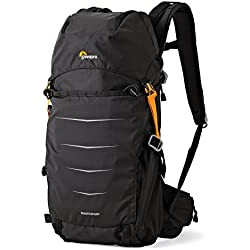 Lowepro Photo Sport 200 AW II - Mochila para cámara digital, color negro