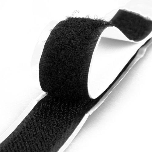 fittekr-cinta-velcro-adhesivo-gancho-rizo-hook-loop-negro-200cm