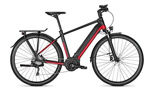 "Kalkhoff Endeavour 5.B Move Bosch Elektro Trekking Bike 2020 (28\"" Herren Diamant L/53cm, Racingred/Magicblack Matt)"