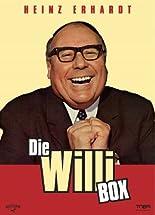 Heinz Erhardt - Die Willi-Box [4 DVDs] hier kaufen