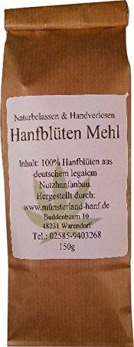 *Hanfblütenmehl 150g*