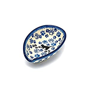 Polish Pottery Spoon Rest – Boo Boo Kitty