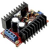 xcluma 150W Dc-Dc Boost Converter 12-35V/6A Step-Up Adjustable Supply