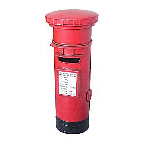 Asskanaer Postbox Piggy Bank Super Capacity Buzón