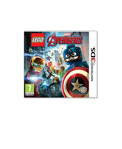 LEGO Marvel Avengers (Nintendo 3DS) UK IMPORT