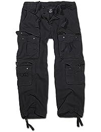 Hose Brandit Pure Vintage Trouser schwarz