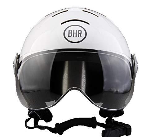 Zoom IMG-1 bhr 84086 casco demi jet