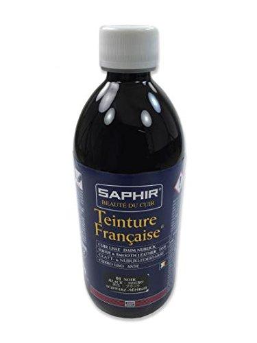 Saphir TEINTURE FRANCAISE Cuir Liquide (500 ml BLEU d'occasion  Livré partout en France