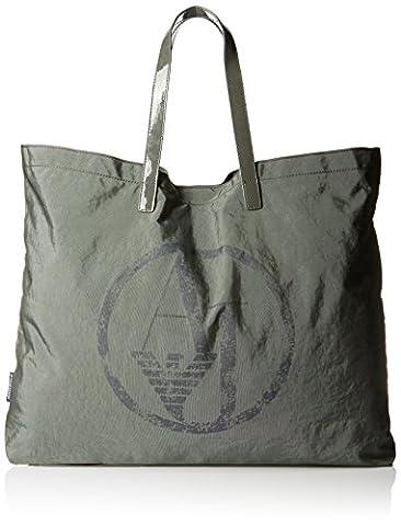 ARMANI JEANS Womens 922552CC861 Shoulder Handbag, Green Urban Chic, One