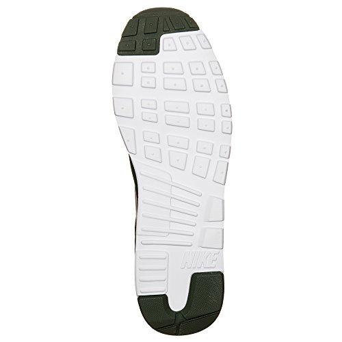 Nike Air Max Tavas, Scarpe da Ginnastica Uomo CARBON GREEN/BLACK-BLACK-WHITE