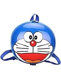 Preisvergleich für Baby Kind Mini Sicherheit Anti-verlorene Roboter Katze Rucksack Mit Sicherheit Traktionsgerät 1-4 Jahre Alt