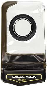 DiCAPac WP-570 Outdoor Unterwassertasche für Samsung, Nikon, Olympus, Pentax und Sony Digitalkamera mit Maßen ca. 120x60x40mm