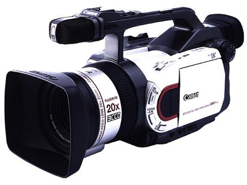 Canon XM-1 MiniDV-Camcorder