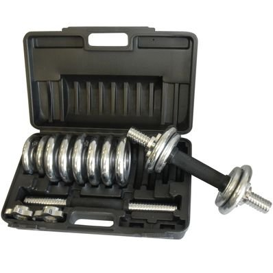 Kit Dumbell Set 15 Kg Victoria by Oliviero Kit Dumbell Set 15 Kg, pesi