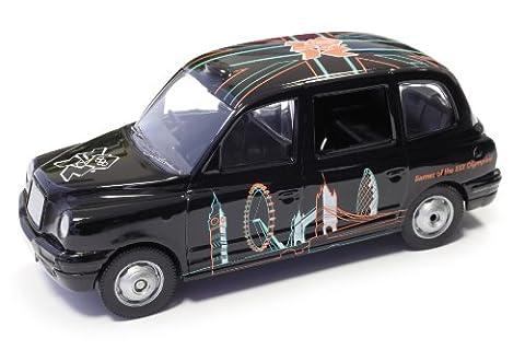 London Taxi Olympia London 2012