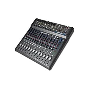 Alesis MultiMix 16 USB FX 16-Channel Mixer with Effects and USB Audio