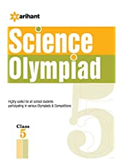 Olympiad Books Practice Sets -  Science Class 5th