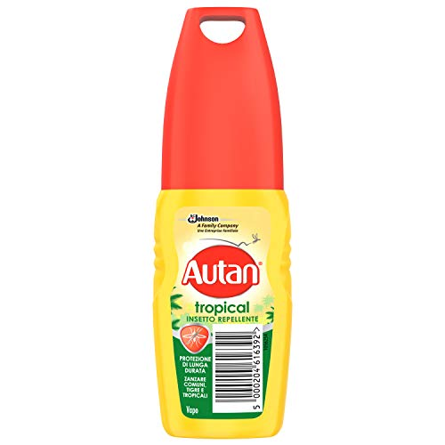 Autan Tropical Vapo Repellente - 100 ml