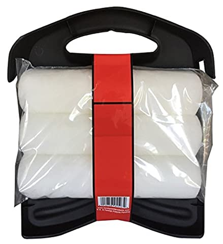 Handlich ber-5503-rp Abstreifgitter mit Bonus 3er Pack von Roller Covers (Lösung Pails)