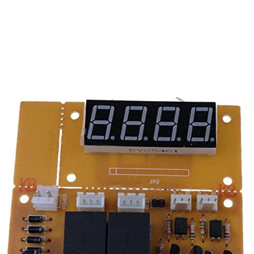 D DOLITY Münz-Timer Controller Board Multi Münzprüfer für Game Mechanismus Automaten -