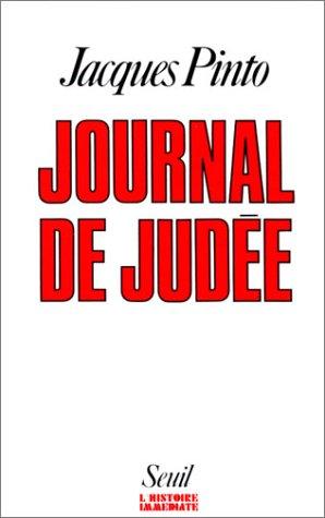 Journal de Judée