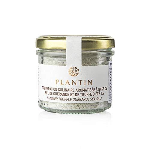 Trüffel-Salz, Guerande-Meersalz mit Sommertrüffel, Plantin, 100g