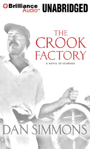 The Crook Factory Cover Image