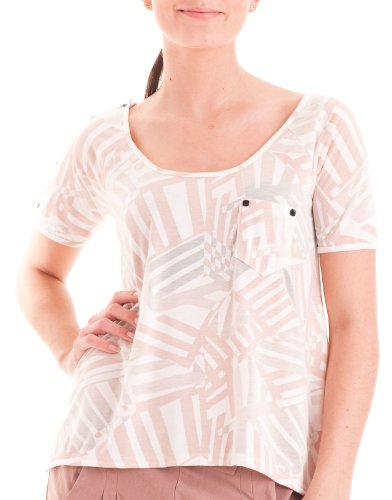 minimum -  T-shirt - Donna Bianco